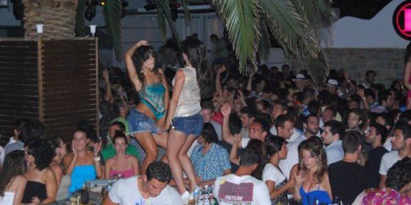Skiathos-parties